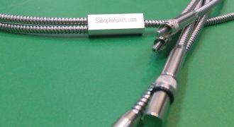 Fiber Optic Refractive Spectroscopy Probe