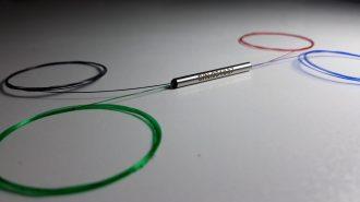 Fiber optic coupler